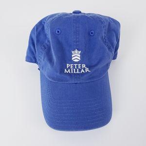Peter Millar Adjustable Strap Baseball Golf Hat